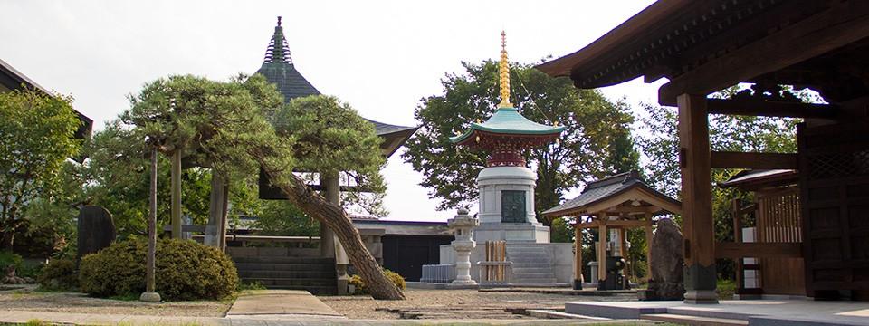 本覚寺 永代供養塔